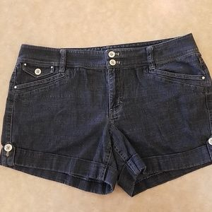 White House Black Market Shorts Size 8